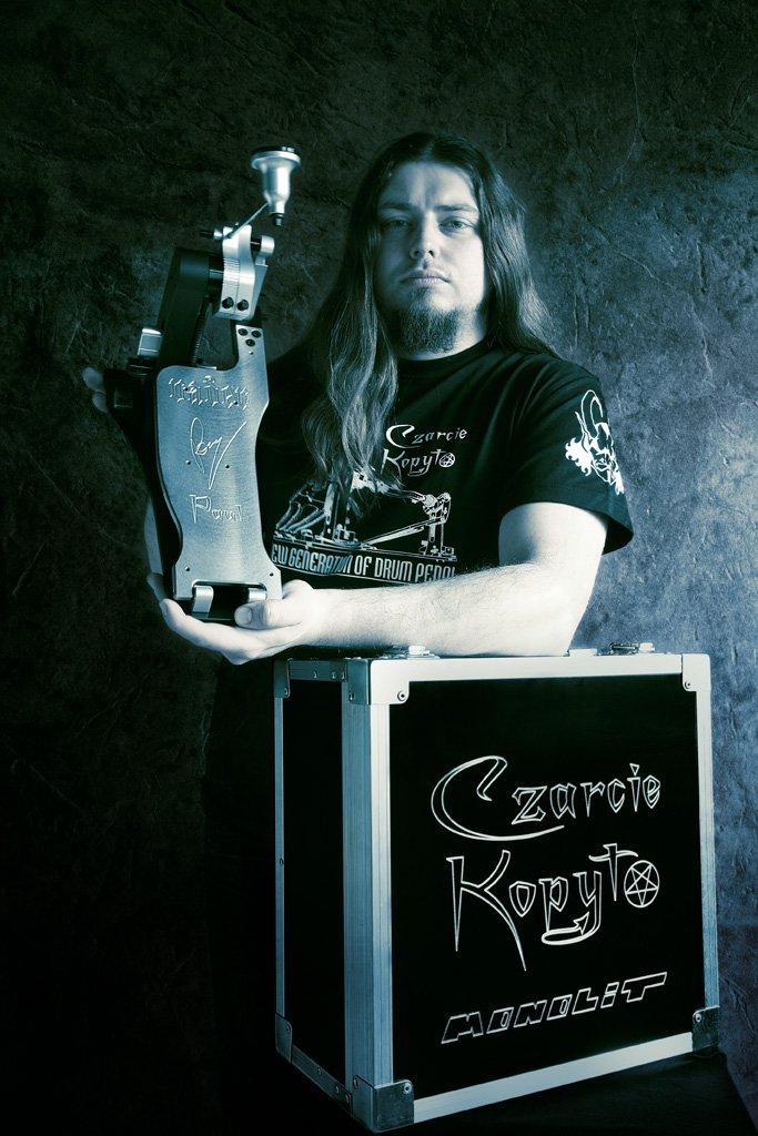 Paweł Jaroszewicz (Vader e Decapitated)