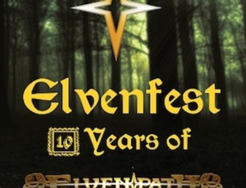 """ELVENPATH, """"es gibt in diesen zwei Jahren also von Elvenpath ein Album, eine DVD und eine EP und von Lucid Dreaming ein Album"""""""