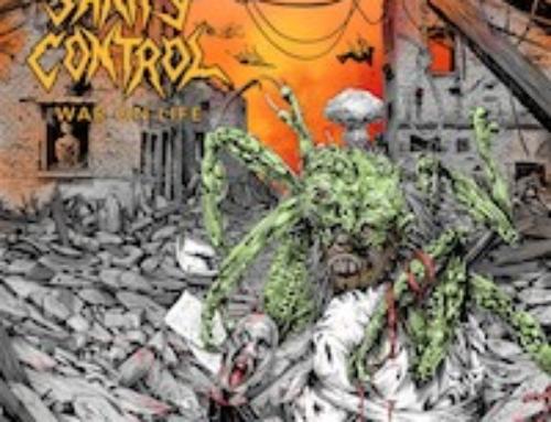 """SANITY CONTROL – """"War On Life"""" (EP)"""