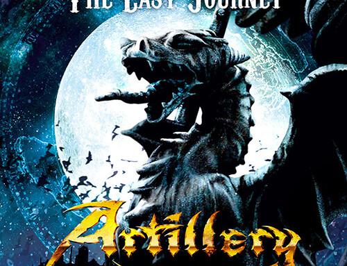ARTILLERY, una singolo dedicato a Morten Stützer e con una cover dei Metallica
