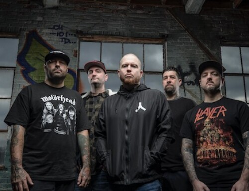 "HATEBREED, presentano ""Cling to Life"""