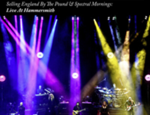 "STEVE HACKETT – ""Selling England By The Pound & Spectral Mornings: Live at Hammersmith"""
