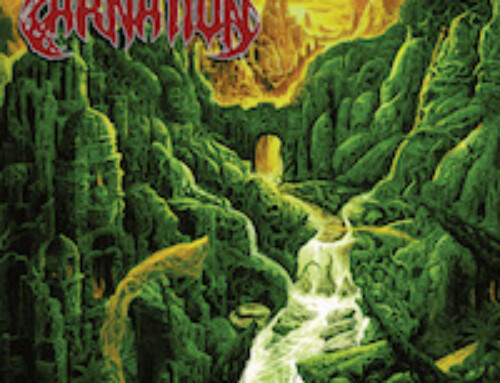 "CARNATION – ""Where Death Lies"""