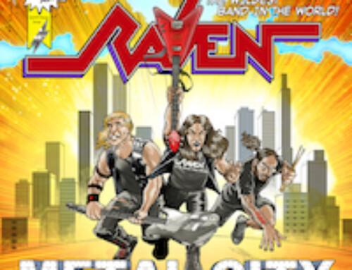 """RAVEN – """"Metal City"""""""