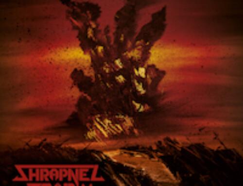 """SHRAPNEL STORM – """"Shrapnel Storm"""""""
