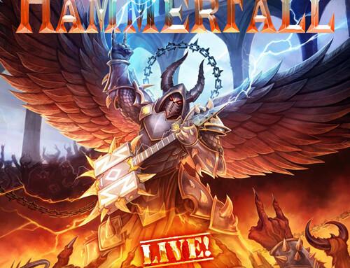 HAMMERFALL, un estratto dal loro nuovo live album