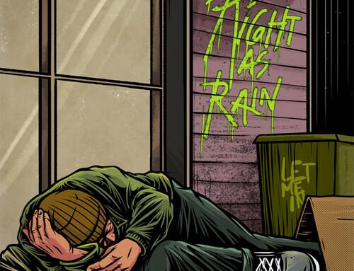 """LET ME IN, """"Right As Rain"""" è il nuovo singolo"""