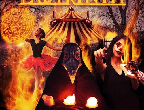 "LABYRINTH, il nuovo album ""Welcome To The Absurd Circus"""