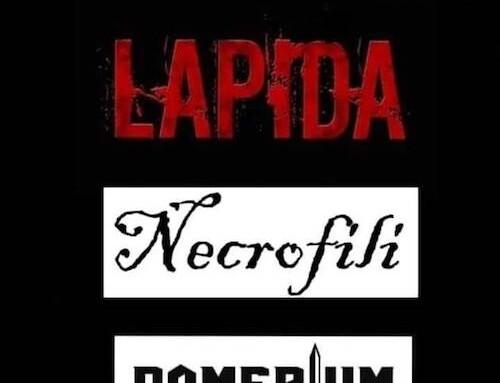 LAPIDA, con Necrofili e Pomerium ad Aprilia