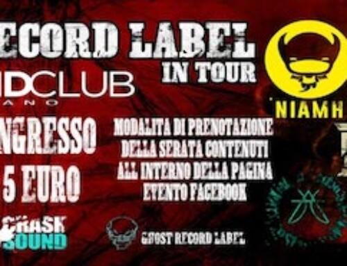 NIAMH, il 22 ottobre al Legend Club di Milano
