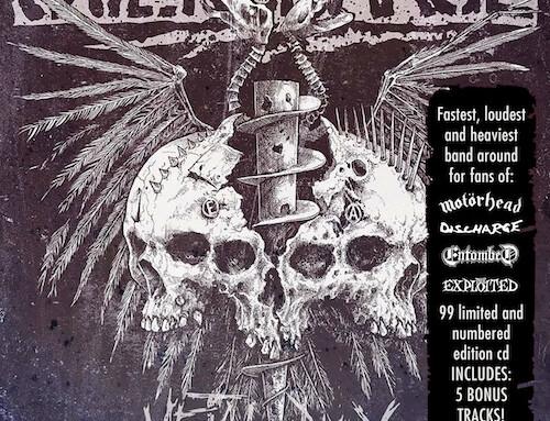 """OVERCHARGE, l'edizione speciale di """"Metalpunx"""" con Planet K Records."""