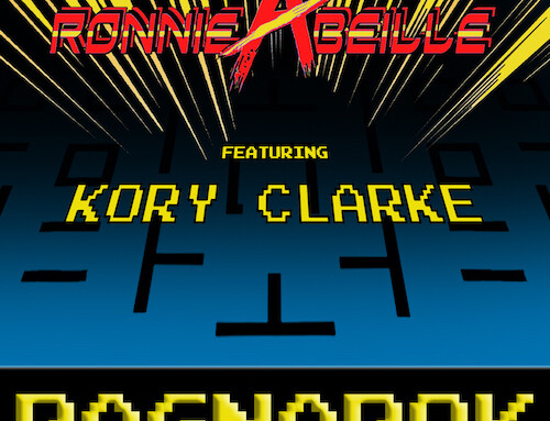 """RONNIE ABEILLE, il video di """"Ragnarok"""" con Kory Clarke dei Warrior Soul"""