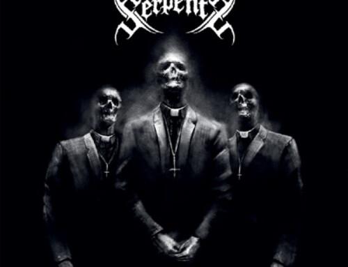 """SERPENTS, il 30 novembre pubblicano """"The Brimstone Clergy"""