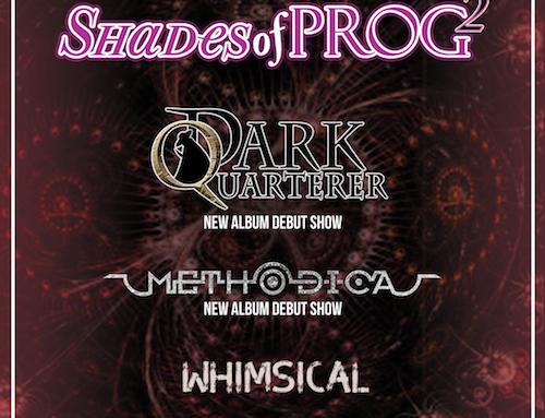 SHADES OF PROG, la seconda edizione del festival si terrà al The Factory il 7 novembre