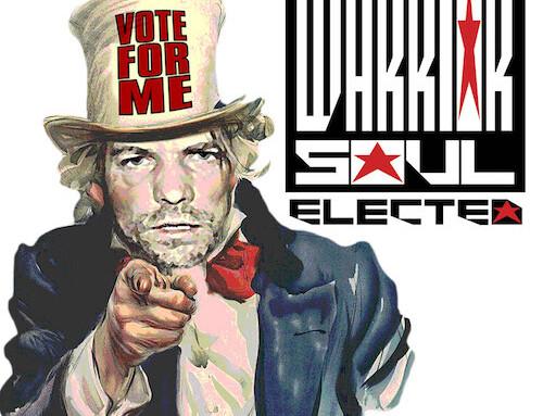 """WARRIOR SOUL, dal prossimo album di cover la loro versione di """"Elected"""" di Alice Cooper"""