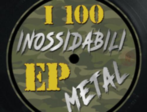 "ANTONIO ZUCCARO – ""I 100 Inossidabili EP Metal"" (Libro)"