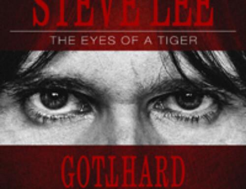 "GOTTHARD – ""Steve Lee – The Eyes of a Tiger – A Gotthard Tribute to our Unforgotten Friend!"""