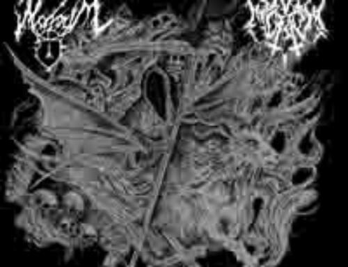 """MAVORIM / AD MORTEM – """"Iudicium Ultimum"""" (Split)"""