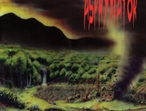 "ASPHYXIATOR – ""Trapped Between Two Worlds"" (Reissue)"