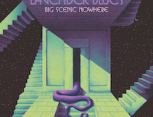 "BIG SCENIC NOWHERE – ""Lavender Blues"" (EP)"