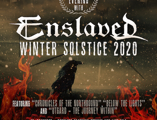ENSLAVED, celebrano il Sostizio d'Inverno con un evento in streaming
