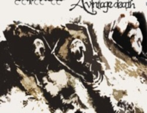 "A VINTAGE DEATH / DEPLETED – ""Split"""