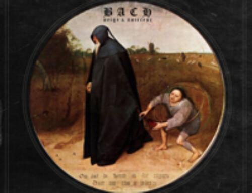"NEIGE ET NOIRCEUR – ""Bach – Preludium Minor"""