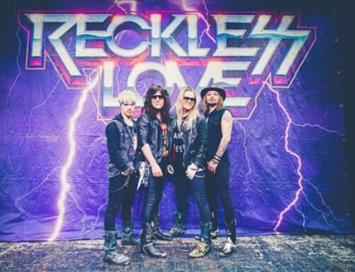 RECKLESS LOVE, posticipati a marzo 2022 i tre concerti esclusivi in Italia
