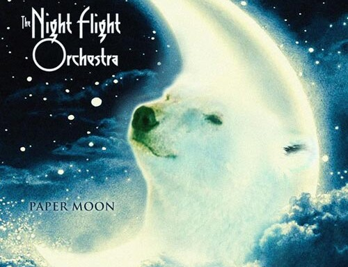 "THE NIGHT FLIGHT ORCHESTRA, un po' di spirito natalizio con ""Paper Moon""!"