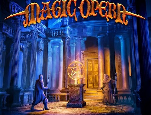 MAGIC OPERA, pubblicano il nuovo singolo e annunciano la data di pubblicazione dell'album