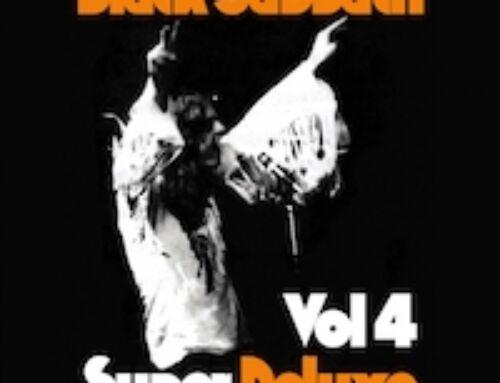 """BLACK SABBATH, la munifica ristampa di """"Vol 4"""""""
