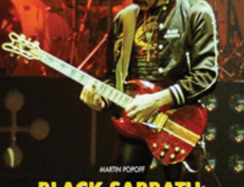 """MARTIN POPOFF – """"Black Sabbath: Born Again! – I Black Sabbath negli anni Ottanta e Novanta"""" (Libro)"""