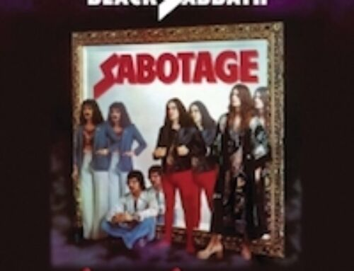 """BLACK SABBATH – """"Sabotage (Super Deluxe)"""""""