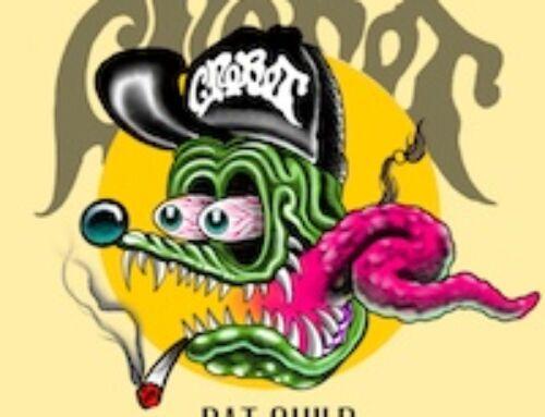 "CROBOT – ""Rat Child"" (EP)"