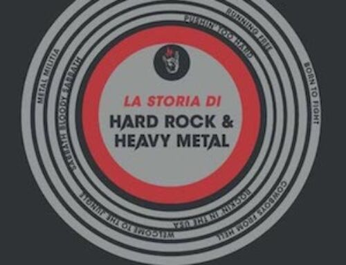 "DANIELE FOLLERO / LUCA MASPERONE – ""La Storia di Hard Rock & Heavy Metal"""