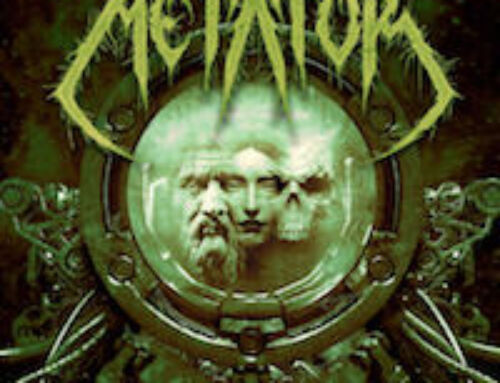 """METATOR – """"Akocedakor"""" (Reissue)"""
