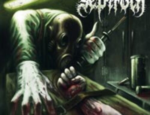 """SEPIROTH – """"Condemned To Suffer"""""""