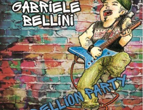 """GABRIELE BELLINI, il brano """"Next Colors"""" dal suo prossimo album atteso per il 5 agosto"""