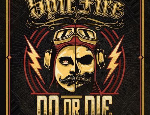 """SPITFIRE, un nuovo singolo dal prossimo album """"Do Or Die"""""""