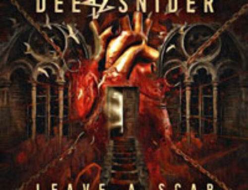 """DEE SNIDER – """"Leave A Scar"""""""