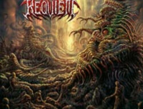 """REQUIEM – """"Collapse Into Chaos"""""""