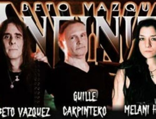 BETO VAZQUEZ INFINITY, nuovi brani dal prossimo album