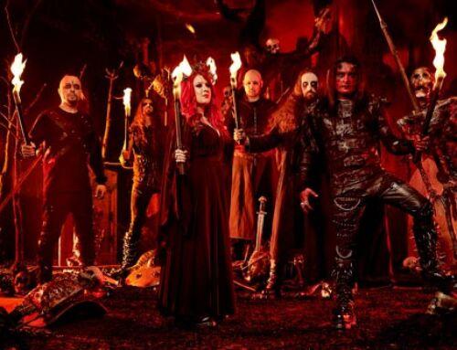 "CRADLE OF FILTH, il video di ""Crawling King Chaos"", dal prossimo album"