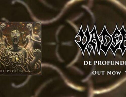 """VADER, il video di """"Blood Of Kingu"""""""