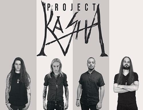PROJECT KASHA, nuova band melodic death in arrivo