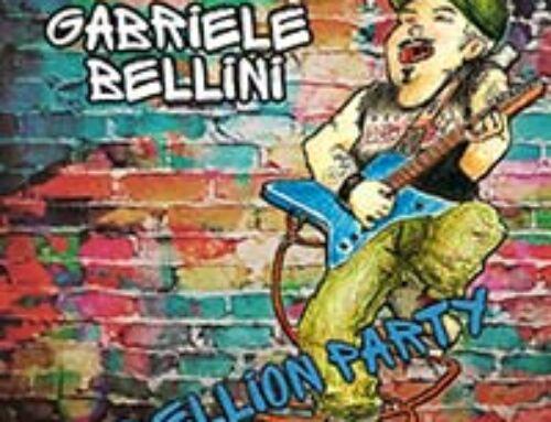 "GABRIELE BELLINI – ""Rebellion Party"""