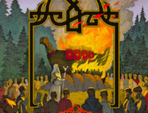 """SCALD – """"Will of the Gods Is Great Power"""" (Reissue)"""